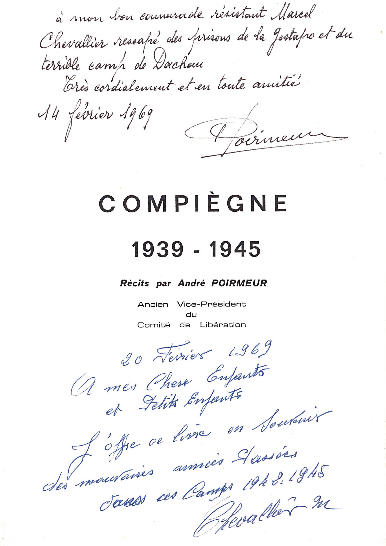 COMPIÈGNE : 1939-1945