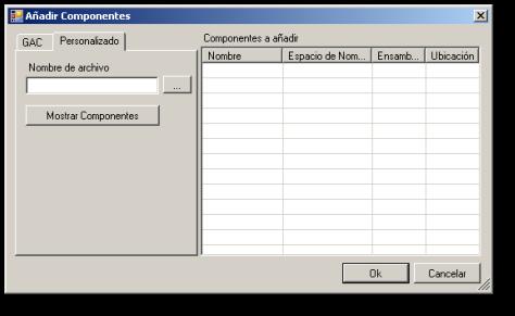 Añadir Componente