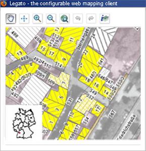 Web mapping client comparison v 6