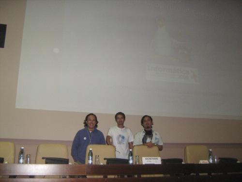 Edwin, Germán y William