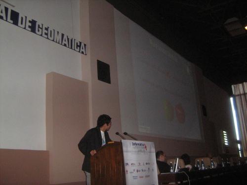 Presentación de GeoTux